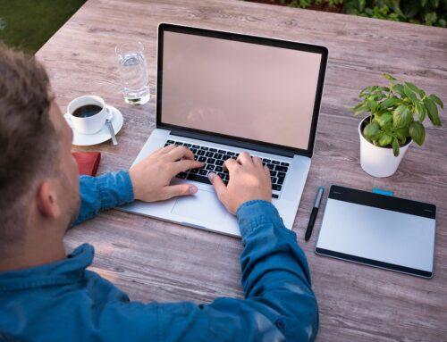 Hålla produktiviteten uppe vid hemma arbete